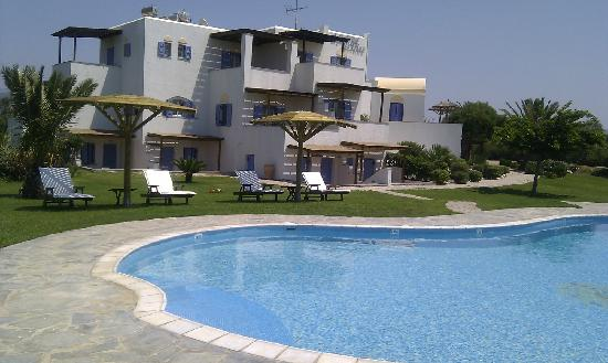 Ammos Naxos Exclusive Apartments: Ammos-Studios