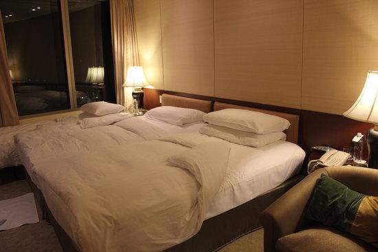 Shangri-La's Far Eastern Plaza Hotel Taipei : Bedroom