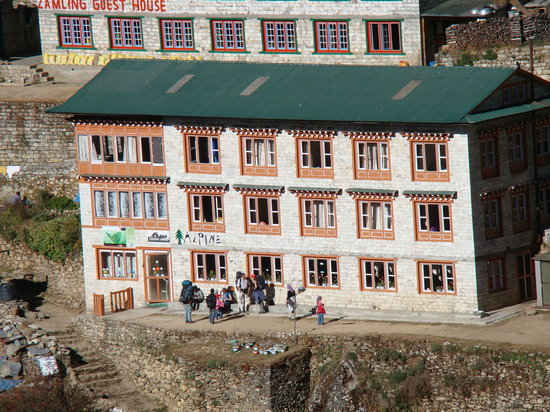 Alpine Lodge (Namche Bazaar, Nepal) - Reviews & Photos ...