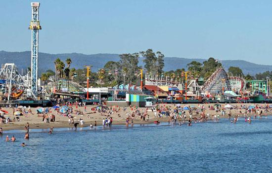 Quality Inn: The Santa Cruz Boardwalk