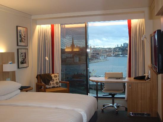 Radisson Blu Waterfront Hotel: ROOM WITH VIEW