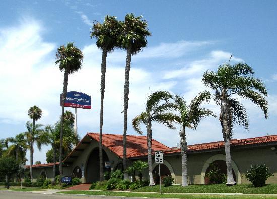 Howard Johnson Express Inn National City/San Diego South: Das Hotel von außen