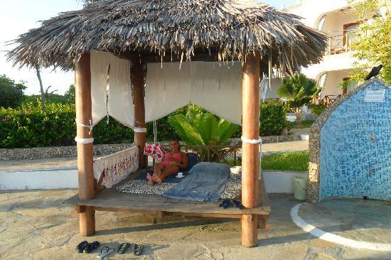 Clubviaggi Resort Twiga Beach & SPA: zona piscina