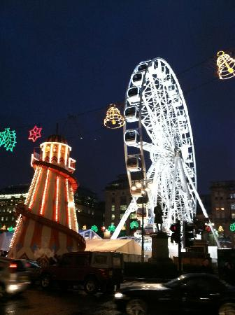 George Square at Christmas
