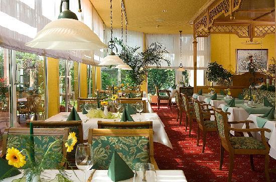 Hotel Landhaus Dierkow: Restaurant