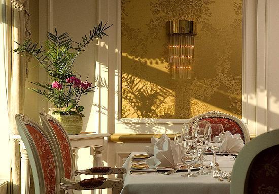 Hotel Landhaus Dierkow: Salon