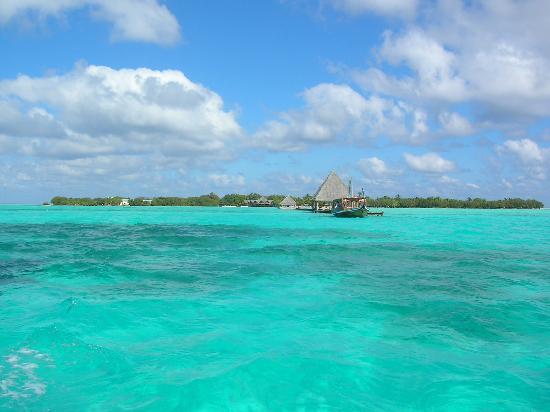 Mahureva: splendido atollo