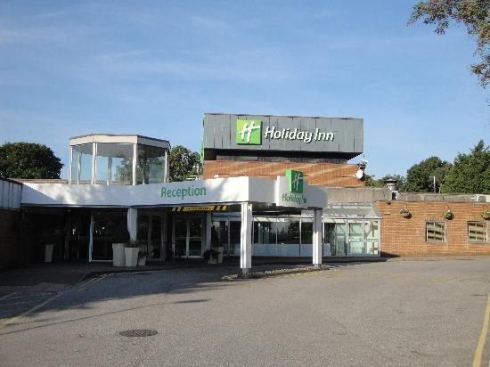 Holiday Inn Norwich: Hotel exterior shot
