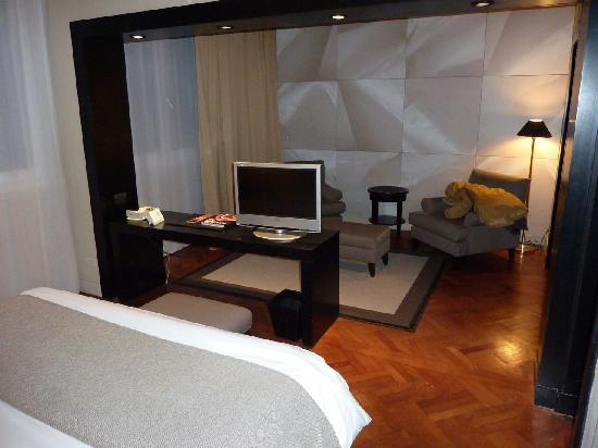 NH Buenos Aires Crillon: Junior Suite