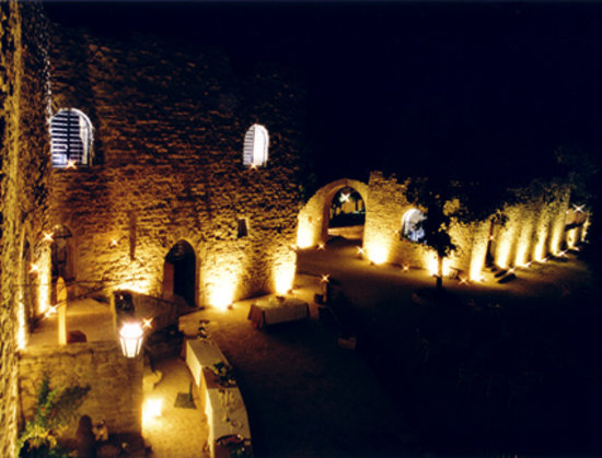 Торджиано, Италия: Il Cortile