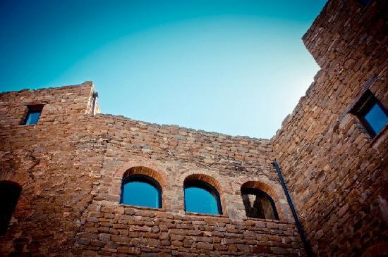 Castello di Rosciano: La Piazzetta