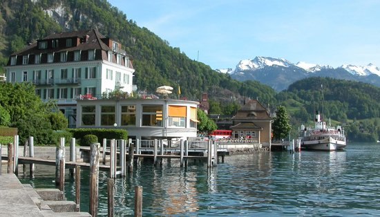 Hotel Terrasse Am See
