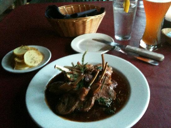 Abingdon, VA: Lamb Chops