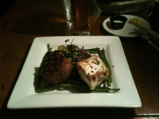 Abingdon, VA: Filet and Escolar