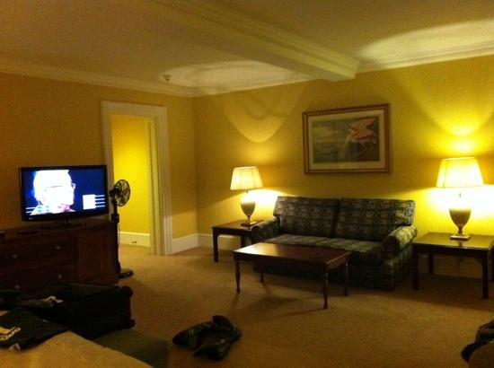 The Grand Brighton : the other half of the room