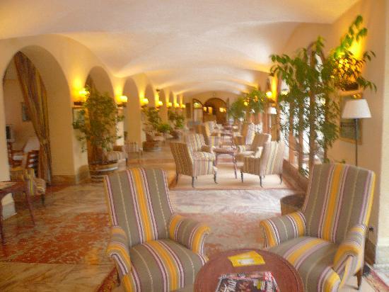 Le Grand Hotel: Les petits coins repos