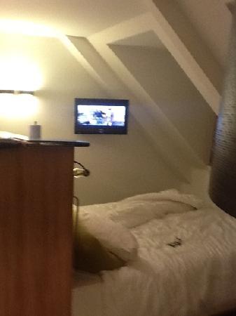 Best Western Plus Berghotel Amersfoort: ruime kamers, heerlijk bad&douche