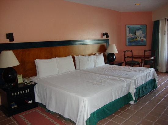 Barcelo Huatulco: Double Beds