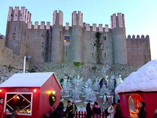 Obidos, Portugal: castillo