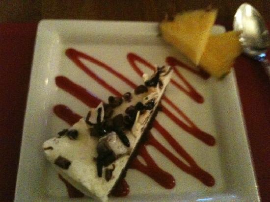 Castle Restaurant & Armoury Bar: Innovative restaurant, surprising but good find in Harlech