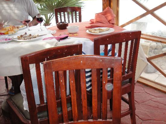 Tia Heights Makadi Bay: enjoy your meal!