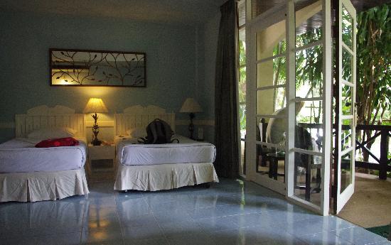 Eurasia Chiang Mai Hotel: chambre