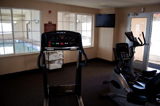 Sleep Inn And Suites: Fitness Room