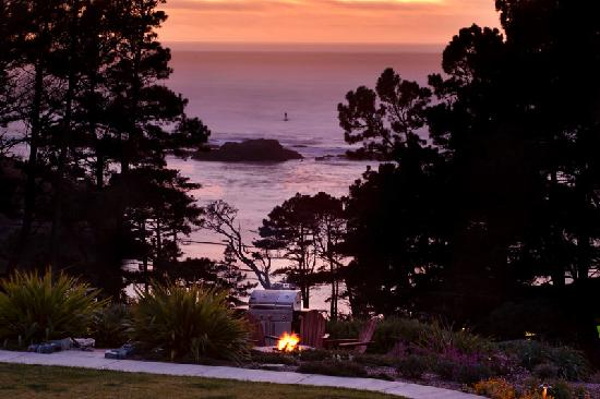 Cottages at Little River Cove: Watch Amazing Sunsets