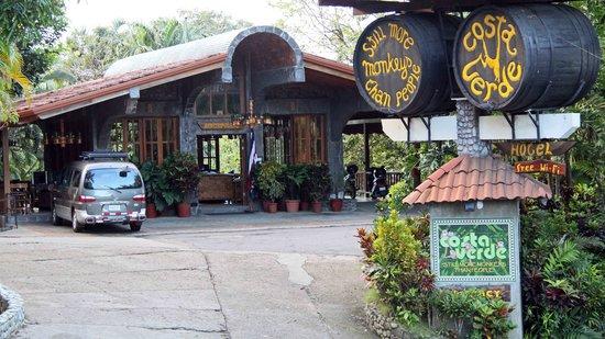 Entrance Of Costa Verde Picture Of Hotel Costa Verde