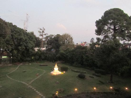 Malla Hotel: Garden