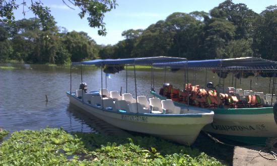 La Alcoba: Las Isletas transport