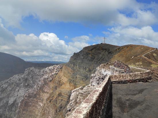 La Alcoba: Volcan Masaya