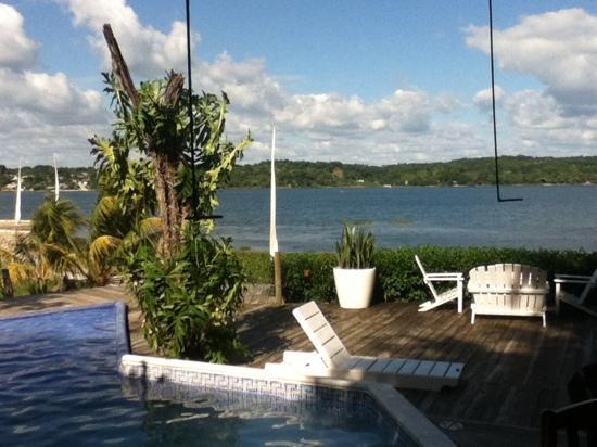 Hotel Maya Internacional: piscina
