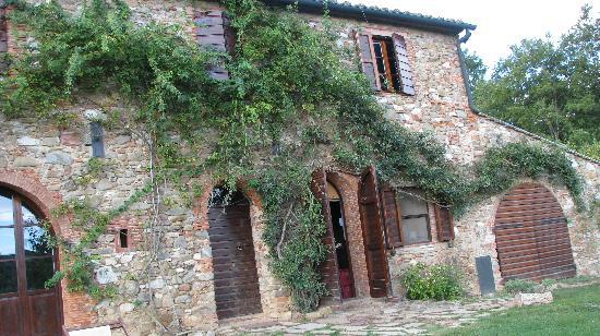 Podere La Cerreta : The Main house of Cerreta