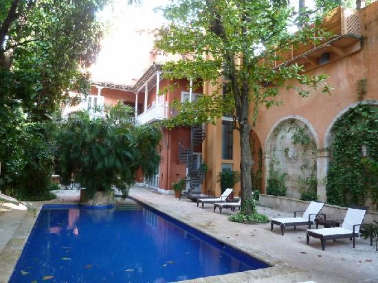 Casa Pestagua Hotel Boutique, Spa : Swimming pool