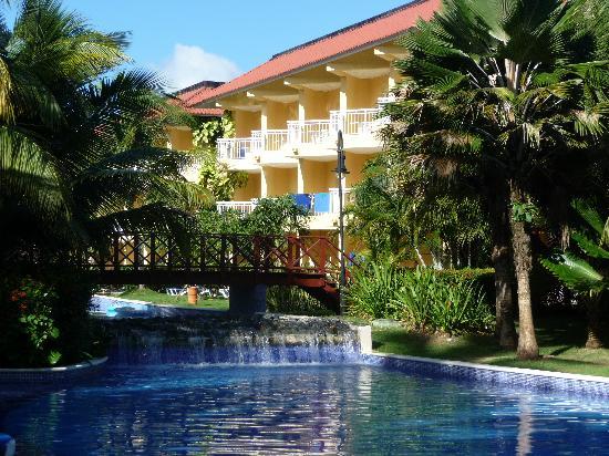 Dreams Punta Cana Resort & Spa: La piscine