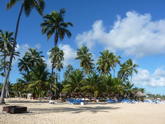 Dreams Punta Cana Resort & Spa: La plage