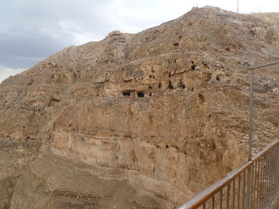 Иерихон: Dal monastero