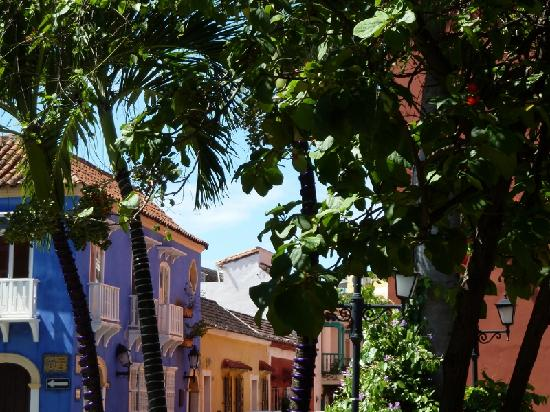 Walled City of Cartagena: Old town