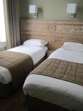 Hotel du Printemps: habitacion