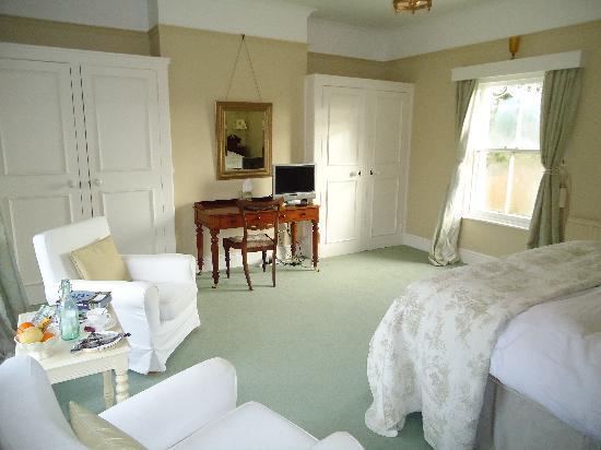 Crockerton House: The Heytesbury Suite