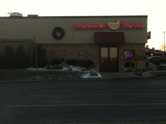 Fort Wayne Gas Prices >> Noodle Bowl Fort Wayne Menu Prices Restaurant Reviews