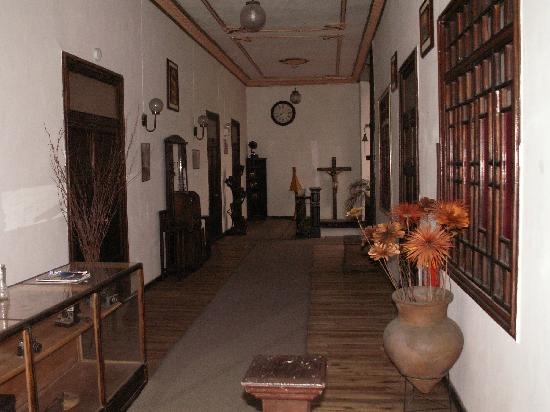 Hostal Majestic: common area