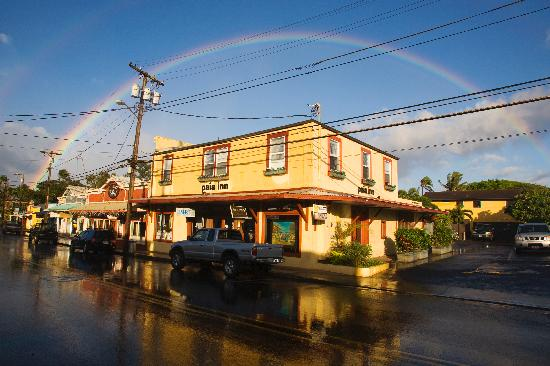 Paia Inn: Picture perfect!