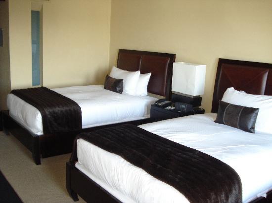 Hotel Valencia - Santana Row: Nuestra habitación en el Valencia