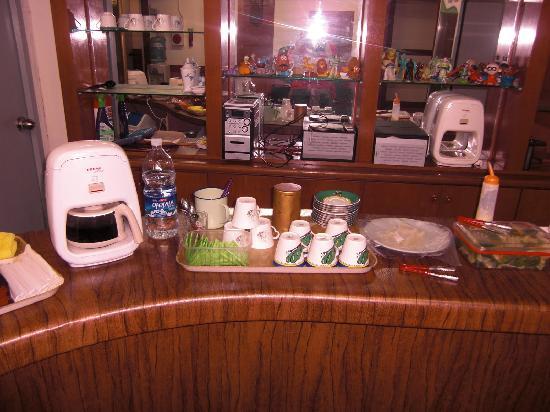 Daewoo Motel : Desayuno