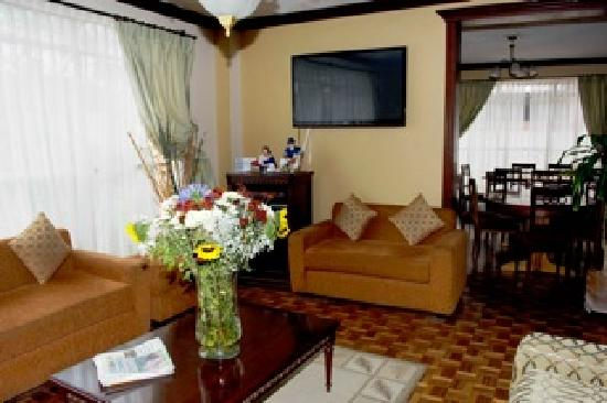 Hotel Carrion: salita