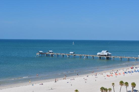 Clearwater Beach : View 2