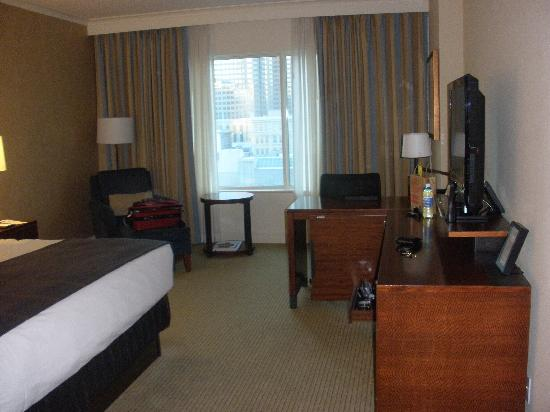 Hyatt Regency Calgary: Clean & comfortable