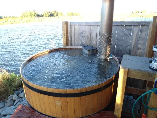 Hot Tubs Omarama: Tub view